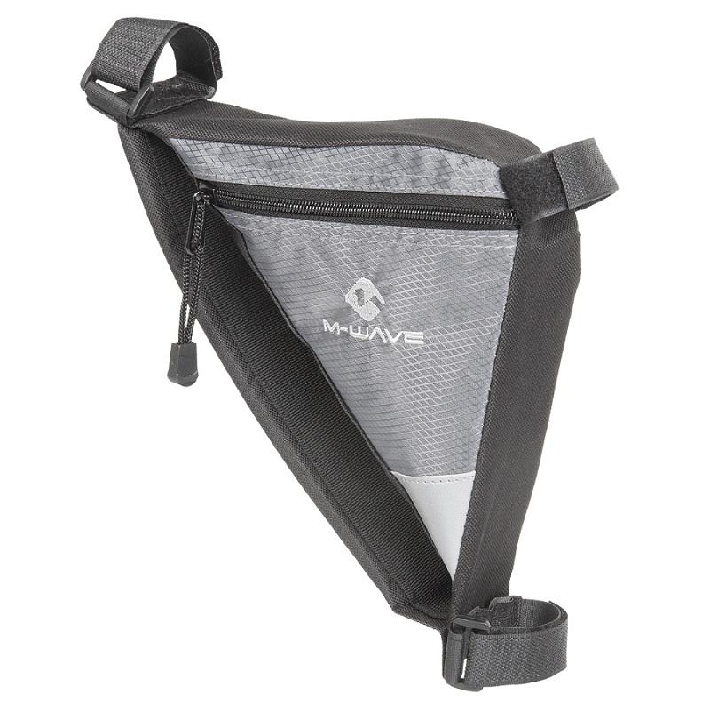 M-Wave Rotterdam Tri Triangle Bag Black