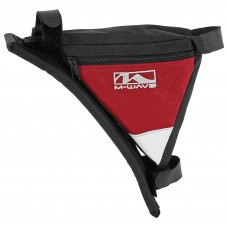 M-Wave Rotterdam Tri Triangle Bag Red