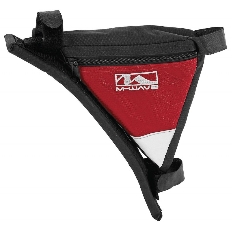 M-Wave Rotterdam Tri Triangle Bag Red