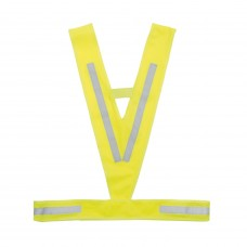 M-Wave Sash Illu Triangle Vest Yellow