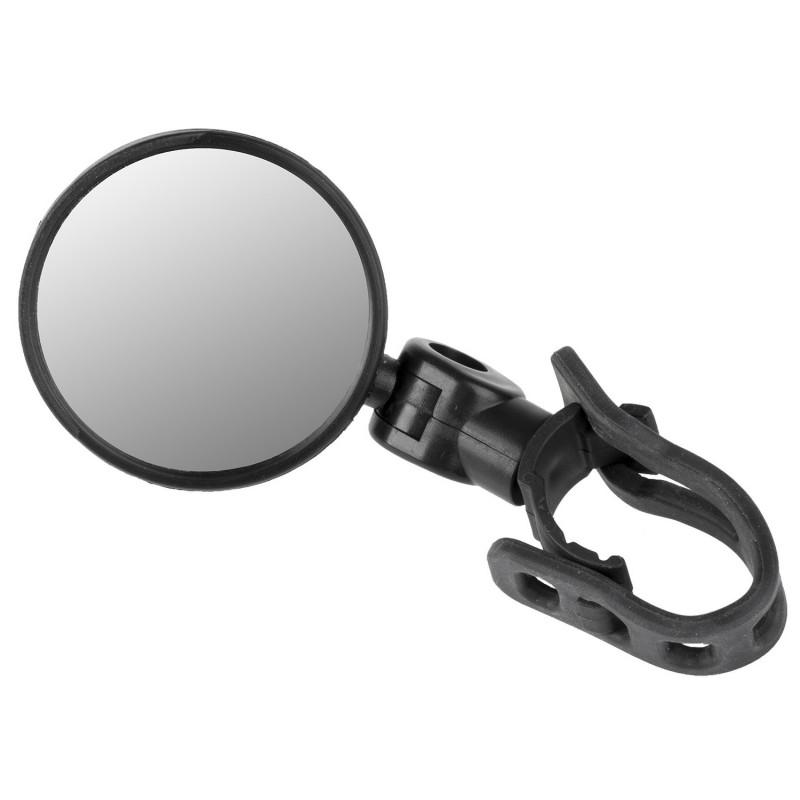 M-Wave Spy Mini Short Bicycle Mirror Black
