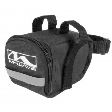 M-Wave Tilburg Saddle Bag Small Black