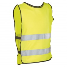 M-Wave Vest Illu Safety Vest Yellow